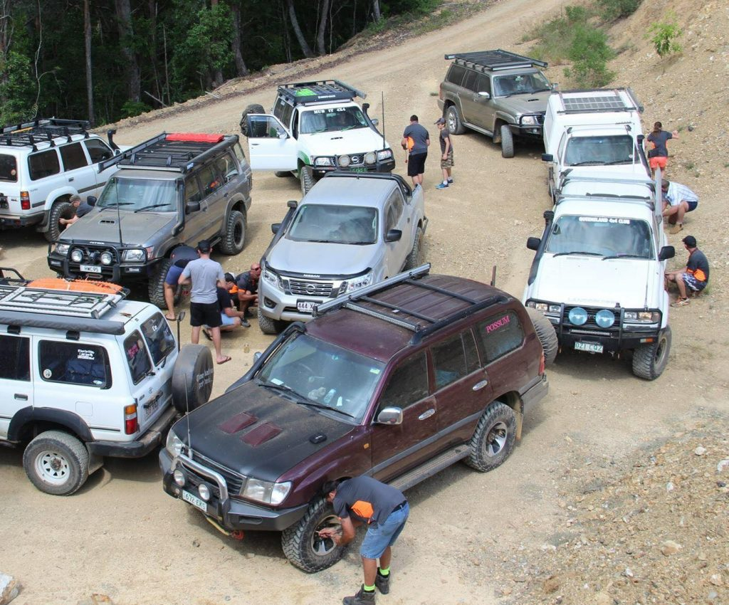 NORTH BRISBANE 4WD CLUB